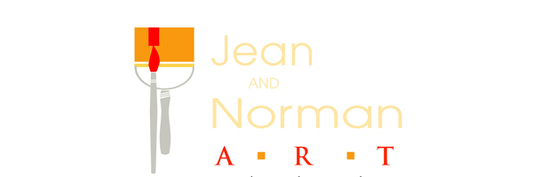 Jean and Norman Art Custom Shirts & Apparel